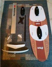 hydrofoil kite rl board surf kitesurf kiteboard