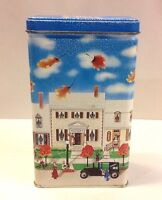Hershey's Kisses Almonds Hometown Series Collectible Metal Box Candy Canister