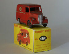 "DINKY TOYS .450 Trojan 15 cwt FURGONCINO "" ESSO "" in VG"