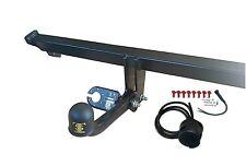 Fixed Swan Neck Towbar for Fiat Scudo 7 P Electrics Van 94-07 Tow Bar 13133/F_H3