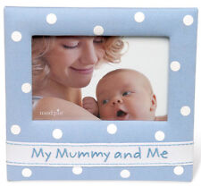 My Mummy & Me Photo Picture Frame (Blue) G14063