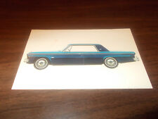 1964 Studebaker Daytona Original Advertising Postcard