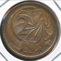 Australia, 1966 Two Cents, 2c, Elizabeth II - Proof