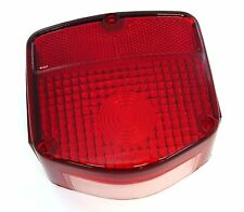 Repro Tail Light Lens - 33702-329-671 - Honda C70 CT70/90/110 CB/CL125S CM400