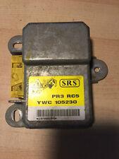 MGF MG F MG TF  SRS AIR BAG ECU MODULE UNIT BOX YWC105230 GENUINE  (2727)