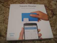Nib Square Credit Card Reader for Apple iPhone/iPad and Android