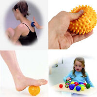 AU_ FT- 6cm 10cm Spiky Massage Ball Studio Stress Reflexology Tension Therapy Pr
