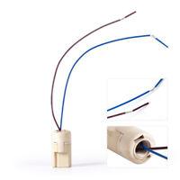G9 douille céramique support Base connecteur lampe à halogène G9 ampoule 2A 250V
