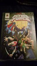 Rai and the Future Force Comic Book