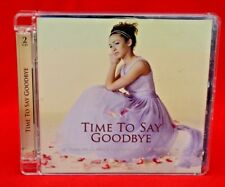 TIME TO SAY GOODBYE:   40 TIMELESS CLASSIC TRACKS FEAT. CLASSIC PERFORMERS! 2 CD