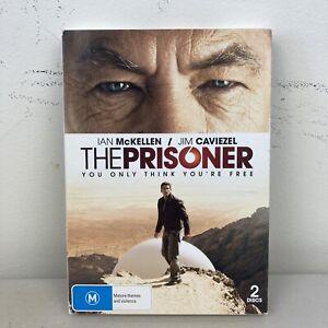 The Prisoner Complete Series Season 1 Ian McKellen Jim Caviezel (DVD 2-Disc) R4