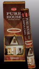 Boite de 20 bâtons encens Pure House Maison purifiée