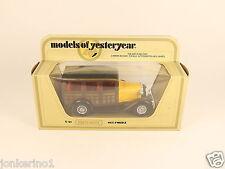 [OG3-6] MATCHBOX MODELS OF YESTERYEAR Y-21 1927 FORD A - 1978 LESNEY NIB