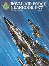RAF YEARBOOK 1977 WW2 DIEPPE 1942 / DH MOSQUITO BOMBERS / RAuxAF / HAWK T.Mk.1