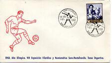 España Exposición Filatelica Sans Hostafranchs año 1960 (BC-449)