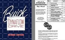 Buick 1948-49-50 - Buick Dynaflow Drive Revised Edition Manual