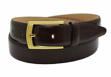 Leather Mens Belt  (brown) - Xlarge  NEW  19634