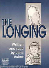 THE LONGING - Jane Asher (Cassette Audio Book) (6 Tapes/Unabridged)