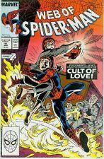 Web of spider-man # 41 (états-unis, 1988)