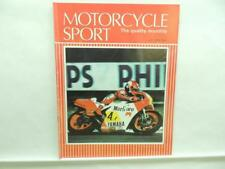 July 1983 Motorcycle Sport Magazine Scottish Six Days Trial Norton Laverda B5512