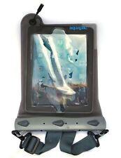 Aquapac iPad Case Waterproof Underwater Sailing Swim Snorkeling Tablet Bag 638