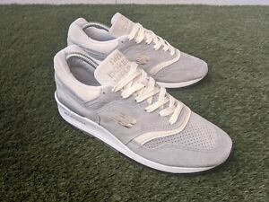 New Balance x TODD SNYDER 997 TRIBOROUGH Running Sneakers M997TS4 -Grey - US 9.5