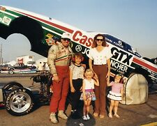 JOHN FORCE WITH DAUGHTERS 8X10 GLOSSY PHOTO PICTURE IMAGE #2