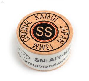 Klebeleder Kamui Mehrschicht - Original - SS - 13 mm, 1 Stück