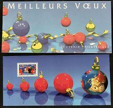 France #YTBS25 MNH S/S Unsealed Pack CV€10.00 Meilleurs Voeux Hedgehog [3381]
