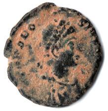 ANCIENT ROMAN COIN - THEODOSIUS - 379-395AD - VOT X  #DR99