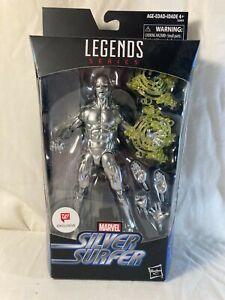 Marvel Legends Silver Surfer NIP Walgreen's exclusive