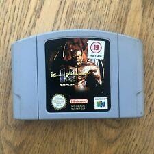 Killer Instinct - Nintendo - N64 - Cart Only - Used