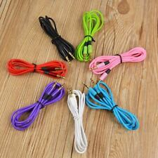 100x AUX Cable 3.5mm Stereo Audio Cord Male to Male for Phones Tablets MP3 iPad