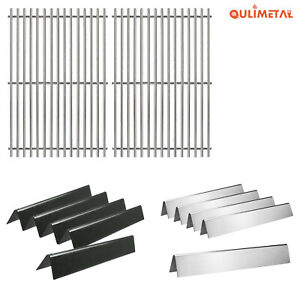 Replacement Grill Parts Flavor Bars, Cooking Grates For Weber Genesis 300 Series