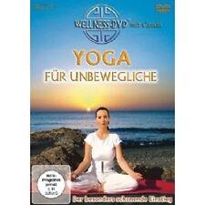 YOGA FÜR UNBEWEGLICHE DVD NEU