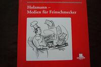 Holzmann Medien für Feinschmecker Kochbuch Holzmann Verlag selten
