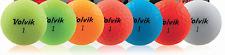 12 Volvik Vivid Matte Assorted Mix Color Used Golf Balls AAA+