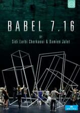BABEL 7.16 USED - VERY GOOD BLU-RAY DISC