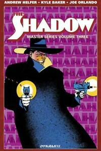 The Shadow TPB Master Series Volume 3 Softcover Graphic Novel
