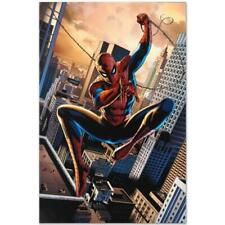 MARVEL Comics Limited Edition Secret War (2) Numbered Canvas Art