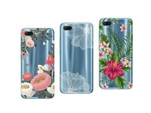 Huawei Honor 10 - Stapel 3 Rückschale Soft Und Verleimen Stoßfest Mit Dekor