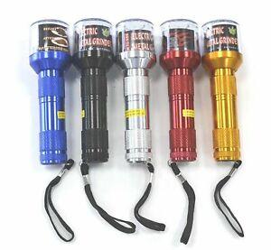 Electric Aluminum Grinder Tobacco grinder herb grinder hand Muller grinder
