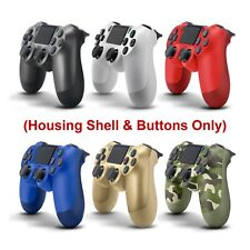 Official Sony PlayStation 4 Controller V2 Housing Shell & Buttons PS4 Repair Kit