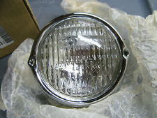 Vintage Snowmobile Headlight & Housing Arctic Cat Polaris Homelite