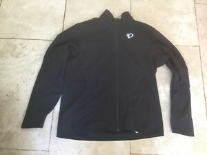 PEARL iZUMi Men's L Windbreaker Over Jacket