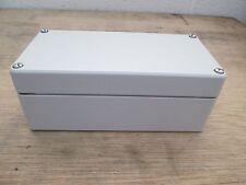 NIB Hammond Aluminium Diescast Enclosure Screw Cover R100-084-000
