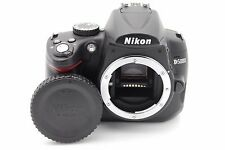 Nikon D5000 12.3MP 6.9cmSCREEN DSLR Camera Corpo - Conta Scatti 189