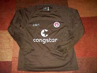 2007 2008 St Pauli L/s Football Shirt Adults Large Trikot Germany Jersey Top
