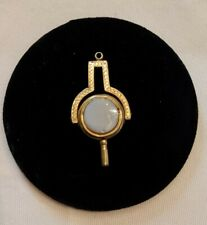 Victorian Multi Stone Watch Key