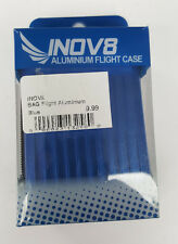 Inov 8 Aluminium Camera Flight Case Bleu